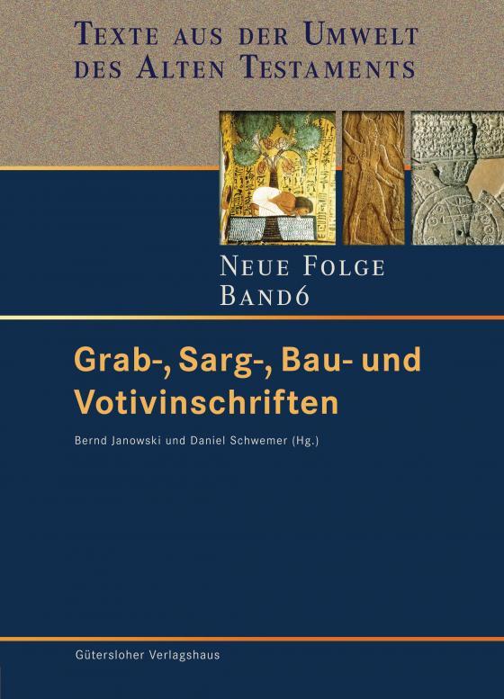 Cover-Bild Grab-, Sarg-, Bau- und Votivinschriften