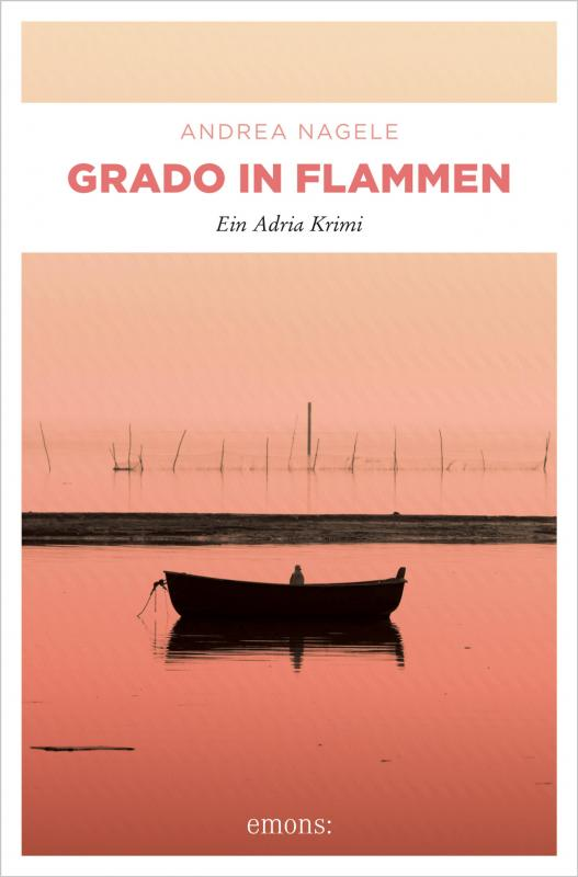 Cover-Bild Grado in Flammen
