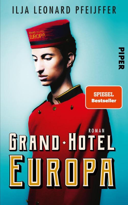 Cover-Bild Grand Hotel Europa