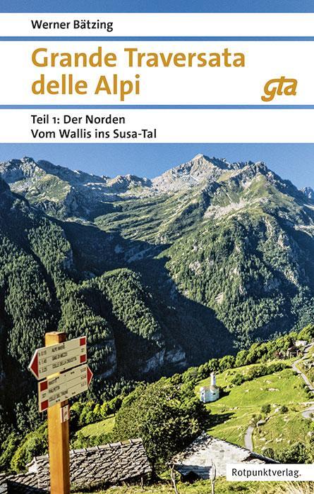Cover-Bild Grande Traversata delle Alpi Norden