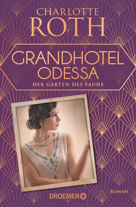 Cover-Bild Grandhotel Odessa. Der Garten des Fauns