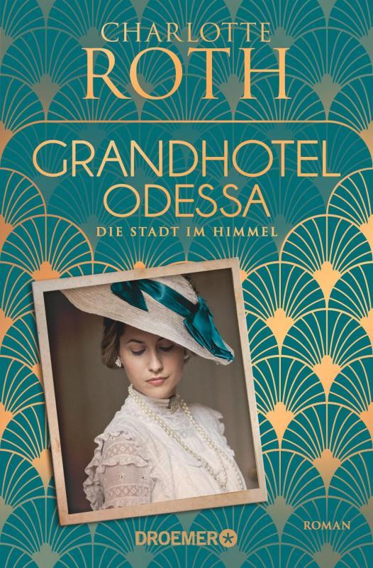 Cover-Bild Grandhotel Odessa. Die Stadt im Himmel