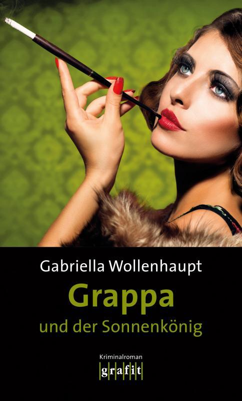 Cover-Bild Grappa und der Sonnenkönig