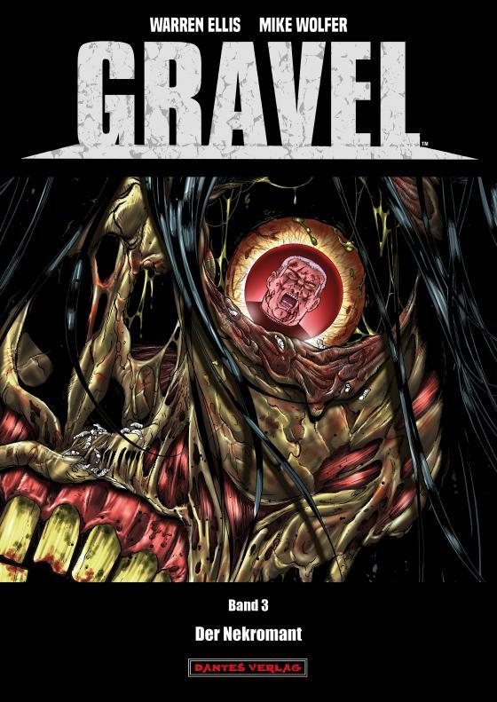 Cover-Bild Gravel 3 - Der Nekromant