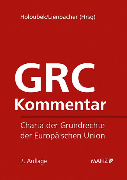 Cover-Bild GRC-Kommentar SUBSKRIPTIONSPREIS bis 28. Juni 2019