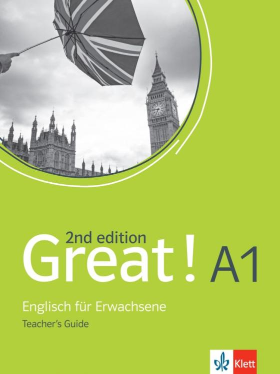 Cover-Bild Great! A1, 2nd edition