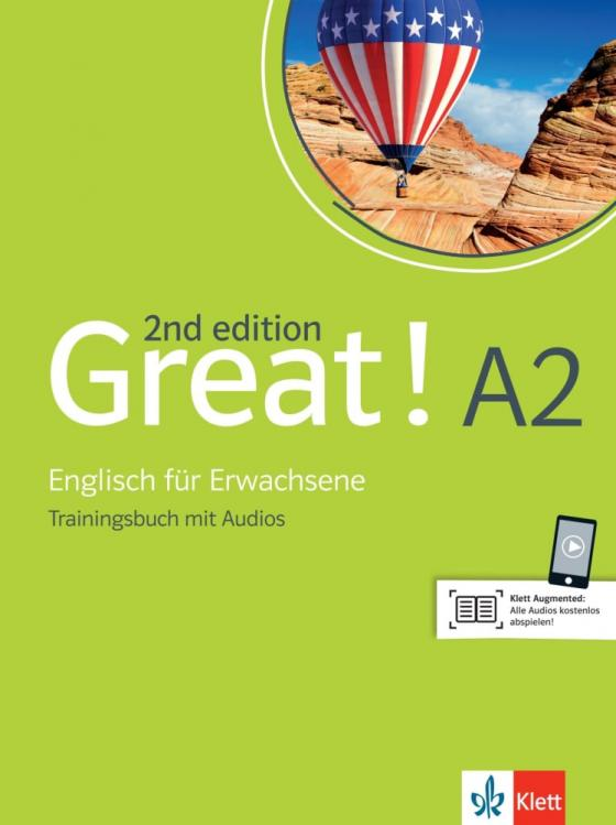 Cover-Bild Great! A2, 2nd edition
