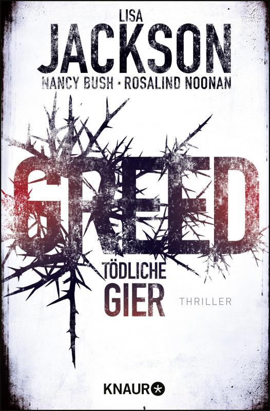 Cover-Bild Greed - Tödliche Gier