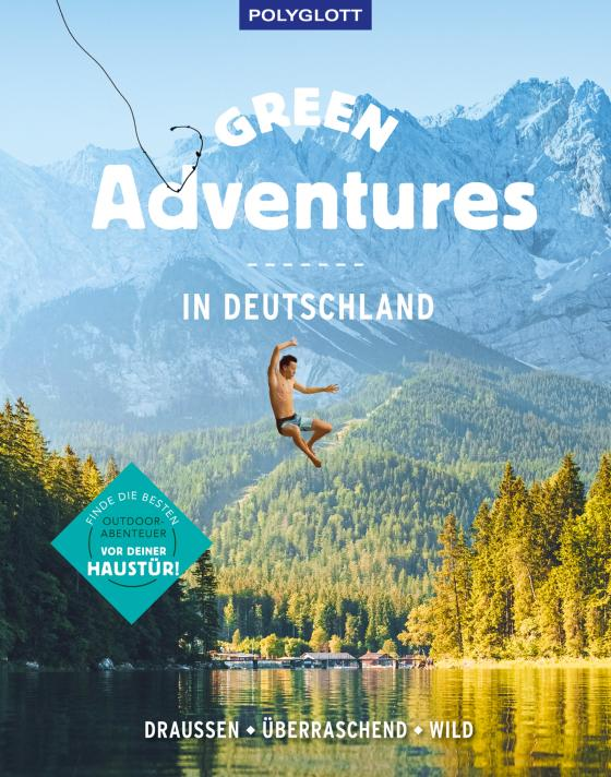 Cover-Bild Green Adventures in Deutschland