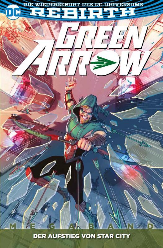 Cover-Bild Green Arrow Megaband