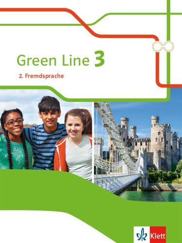 Cover-Bild Green Line 3. Ausgabe 2. Fremdsprache