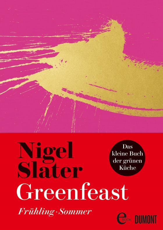 Cover-Bild Greenfeast: Frühling / Sommer