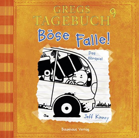 Cover-Bild Gregs Tagebuch 9 - Böse Falle!