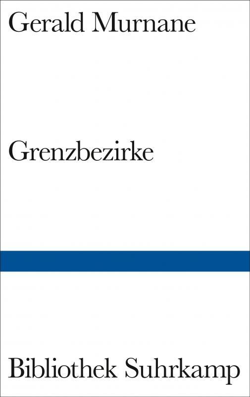 Cover-Bild Grenzbezirke