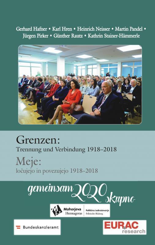 Cover-Bild Grenzen: Trennung und Verbindung 1918-2018