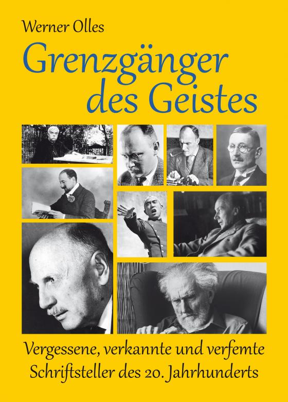 Cover-Bild Grenzgänger des Geistes