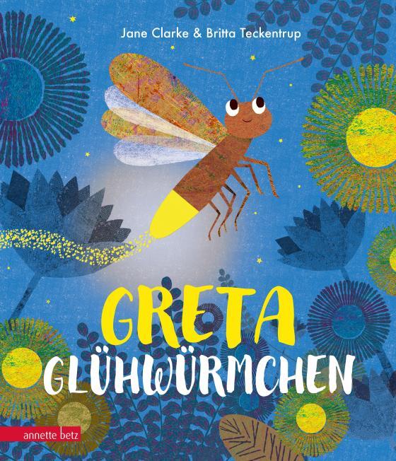 Cover-Bild Greta Glühwürmchen