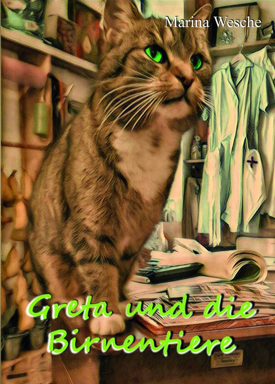 Cover-Bild Greta und die Birnentiere