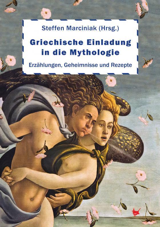 Cover-Bild Griechische Einladung in die Mythologie