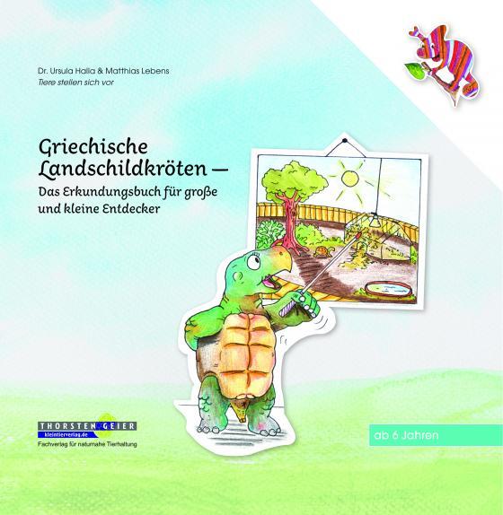 Cover-Bild Griechische Landschildkröten