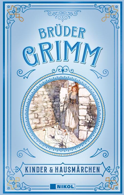 Cover-Bild Grimms Märchen: Kinder- und Hausmärchen