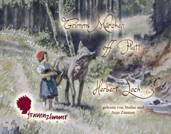 Cover-Bild Grimms Märchen off Platt