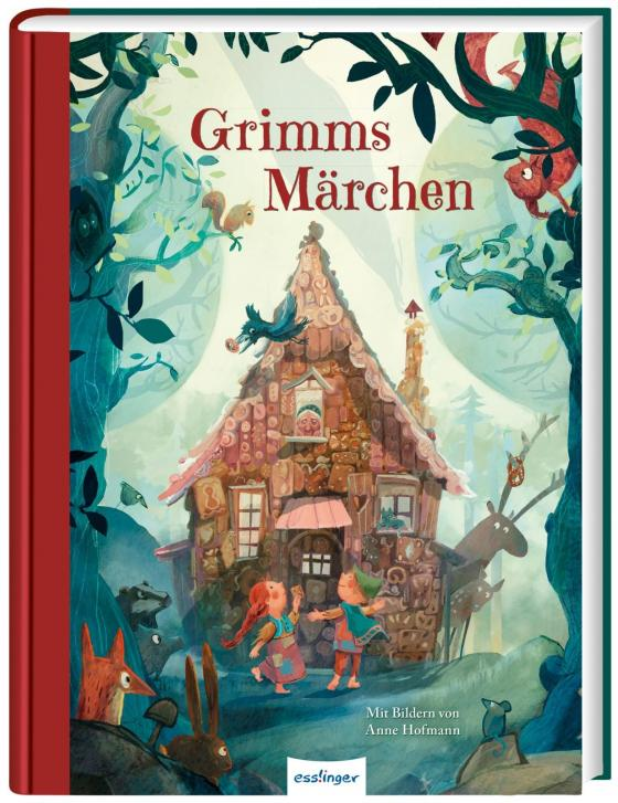 Cover-Bild Grimms Märchen