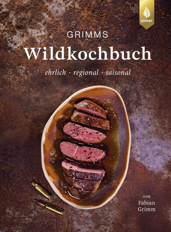 Cover-Bild Grimms Wildkochbuch