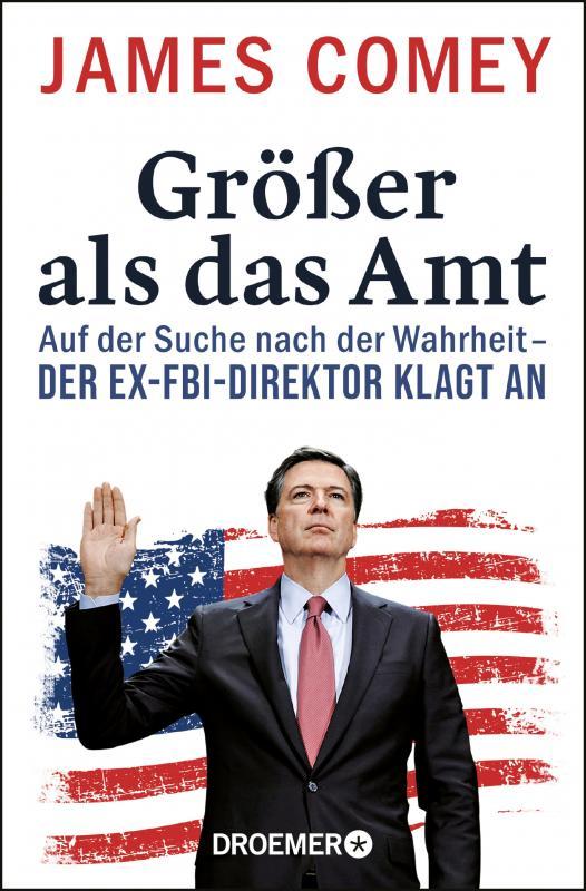 Cover-Bild Größer als das Amt