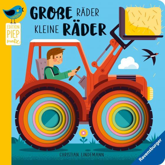 Cover-Bild Große Räder, kleine Räder