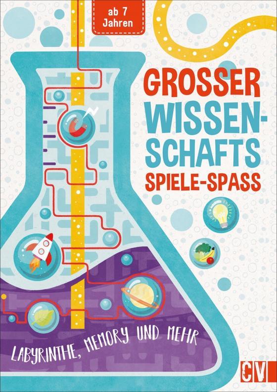 Cover-Bild Großer Wissenschafts-Spiele-Spaß