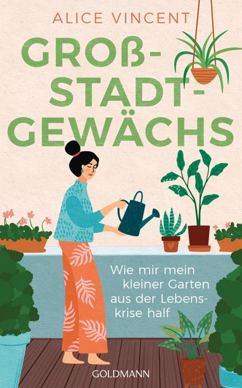 Cover-Bild Großstadtgewächs