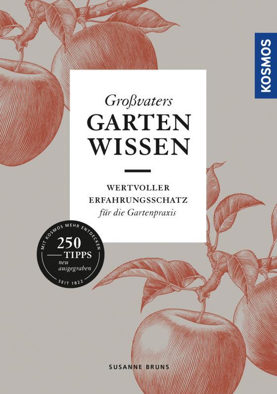 Cover-Bild Großvaters Gartenwissen