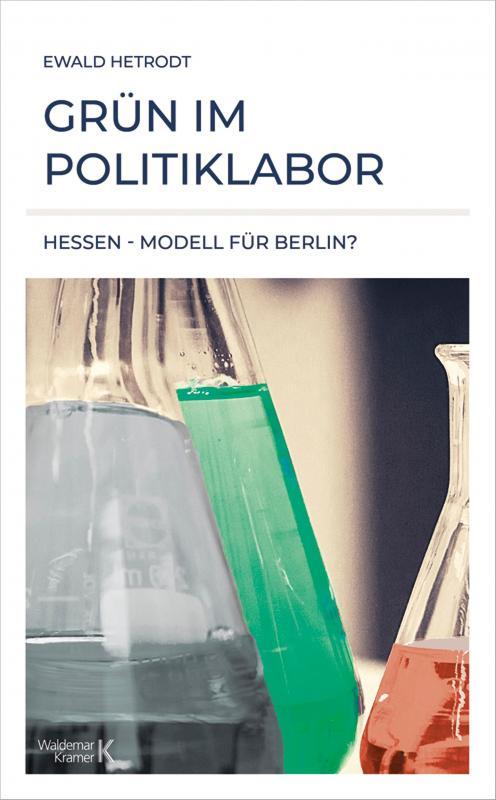 Cover-Bild Grün im Politiklabor