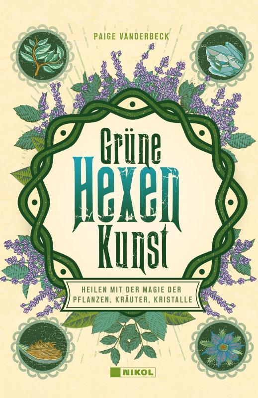 Cover-Bild Grüne Hexenkunst