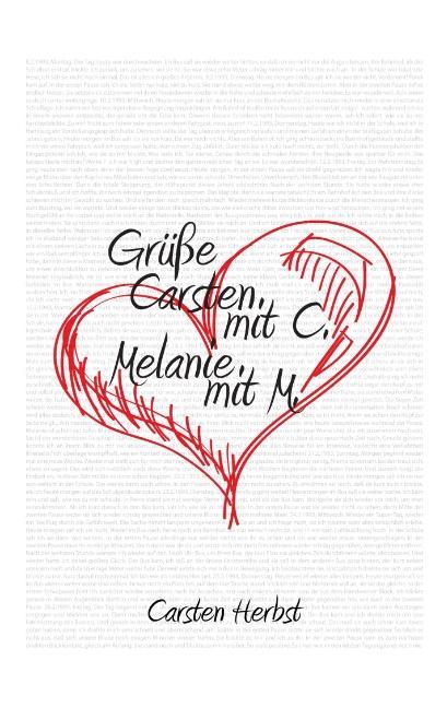 Cover-Bild Grüße Carsten mit C. Melanie mit M.