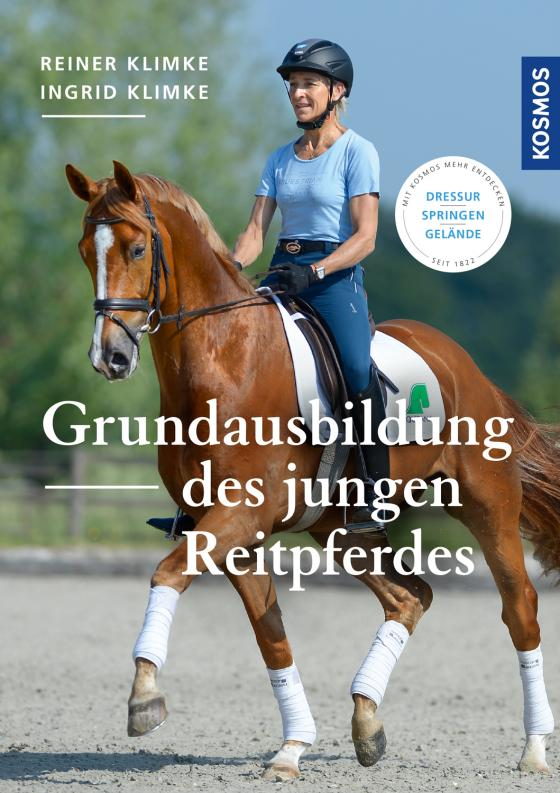 Cover-Bild Grundausbildung des jungen Reitpferdes