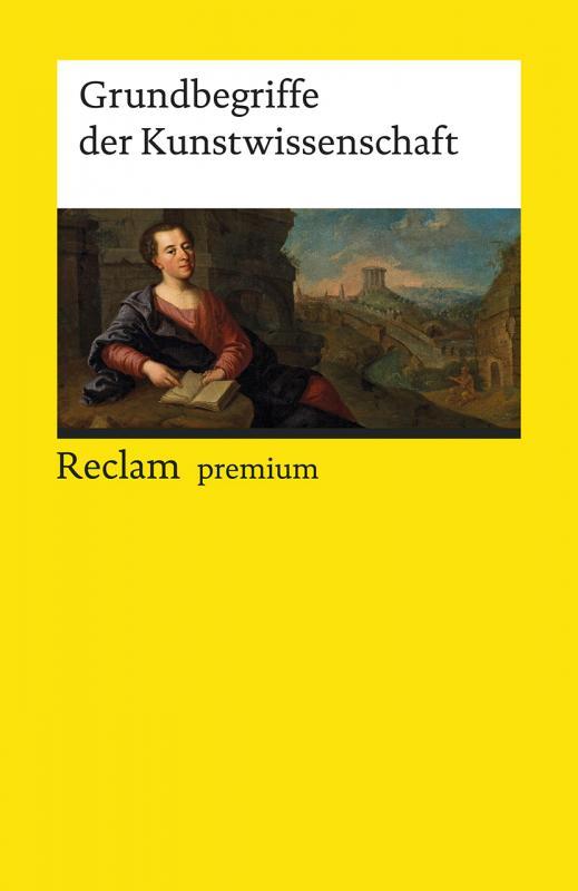 Cover-Bild Grundbegriffe der Kunstwissenschaft