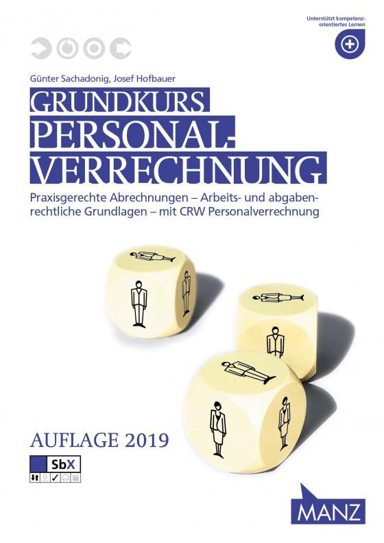 Cover-Bild Grundkurs Personalverrechnung