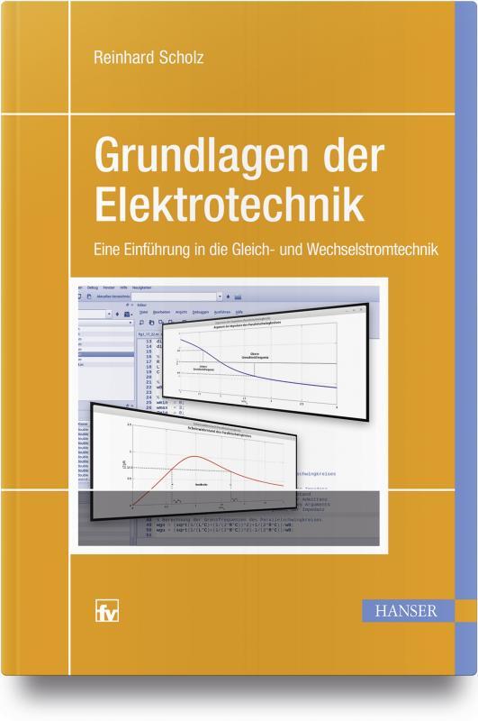 Cover-Bild Grundlagen der Elektrotechnik