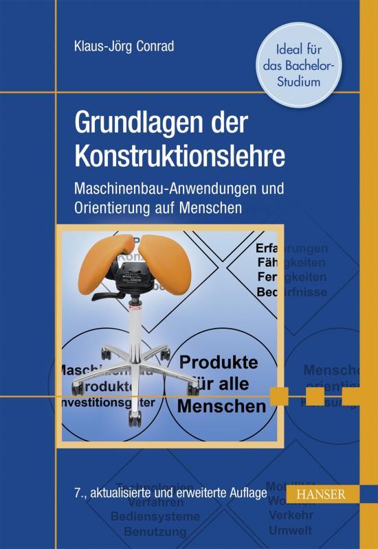 Cover-Bild Grundlagen der Konstruktionslehre