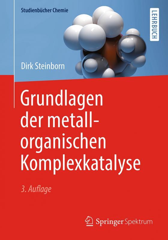 Cover-Bild Grundlagen der metallorganischen Komplexkatalyse