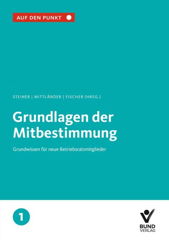 Cover-Bild Grundlagen der Mitbestimmung