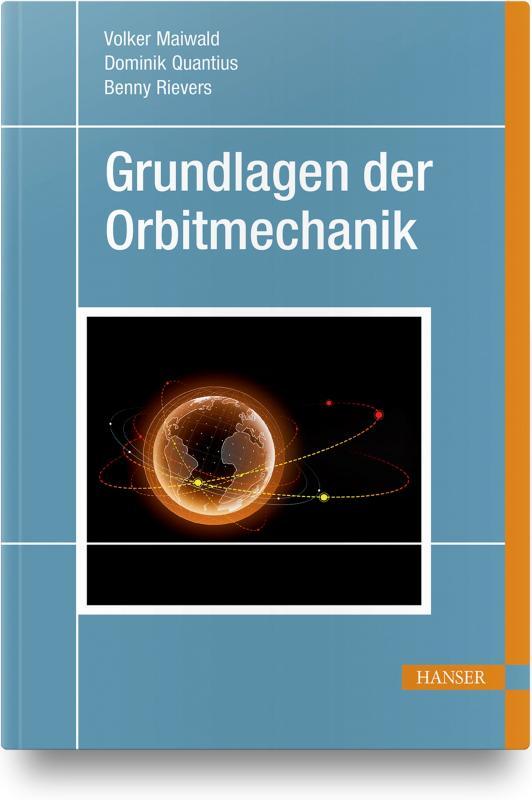 Cover-Bild Grundlagen der Orbitmechanik