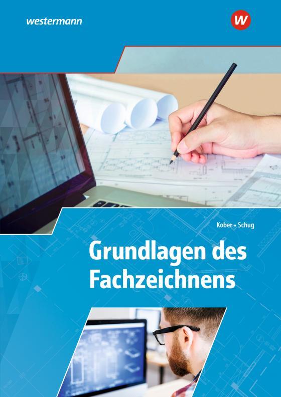 Cover-Bild Grundlagen des Fachzeichnens