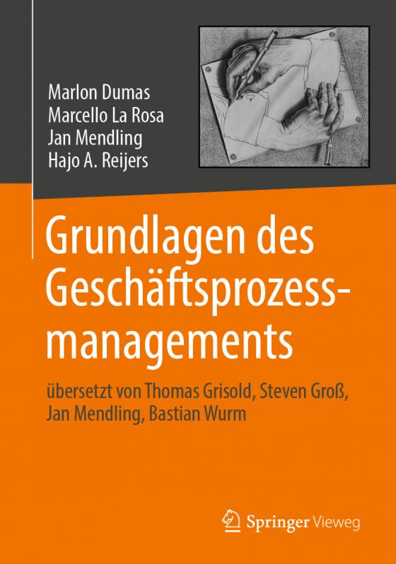 Cover-Bild Grundlagen des Geschäftsprozessmanagements