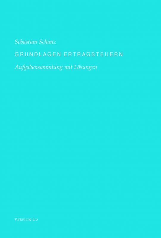 Cover-Bild Grundlagen Ertragsteuern