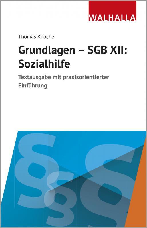 Cover-Bild Grundlagen - SGB XII: Sozialhilfe