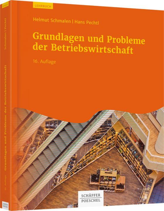 Cover-Bild Grundlagen und Probleme der Betriebswirtschaft
