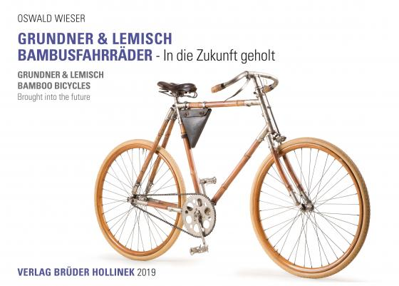 Cover-Bild Grundner & Lemisch Bambusfahrräder / Bamboo Bicycles